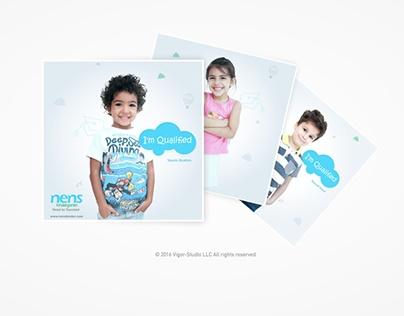 Nens Kindergarten Campaign