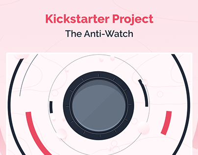 Kickstarter Promovideo – The Anti-Watch