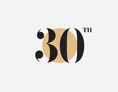 Celine's 30th Birthday