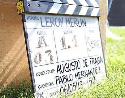Spot Leroy Merlin