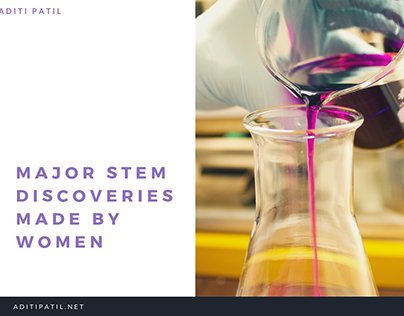 Aditi Patil | STEM Discoveries Made by Women