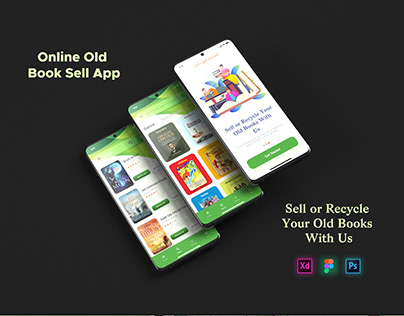 Online Old Book Sell App