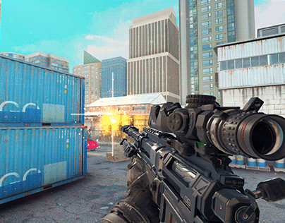Sniper Shooter 3D