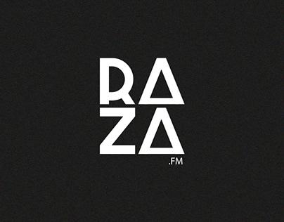 Raza.fm / Branding