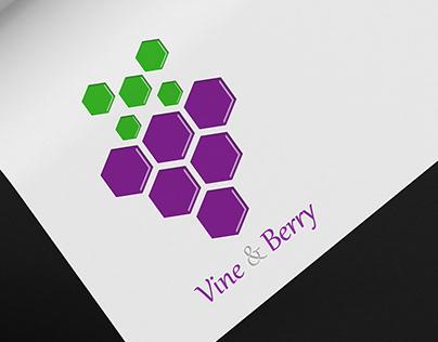 Vine and Berry Logo