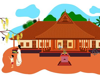 Vishu - New Year of Kerala