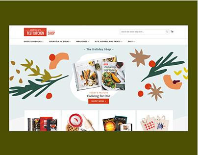 Product Design: Online Shop