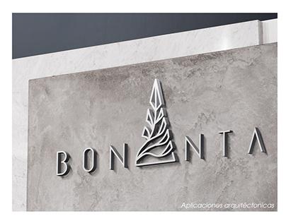 BONANTA Coto Residencial Diseño de imagen BRANDING