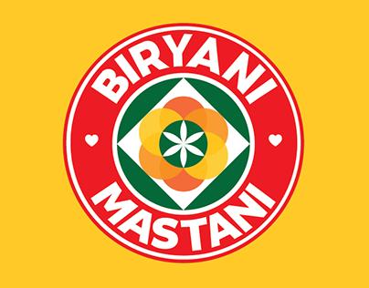 Biryani Mastani | Branding
