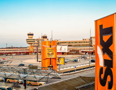 SIXT Project | Hand Painted Outdoor Advertising