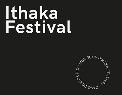 Ithaka Festival - Caso de estudio perteneciente al mUX