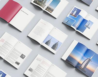 Iconic Dubai Architecture Book