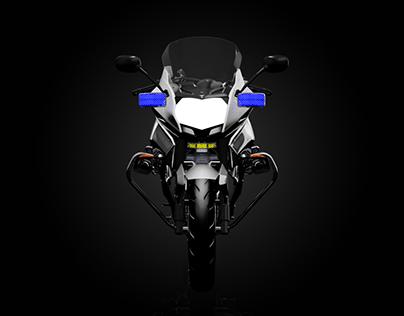 Motor lights