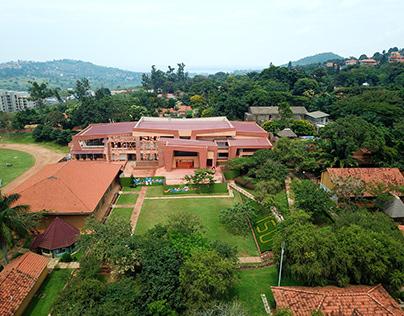 Performing Arts Centre: International School of Uganda