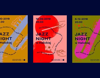 Jazz Night at Halicka
