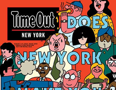Time Out New York – Does New York Make you an Asshole?
