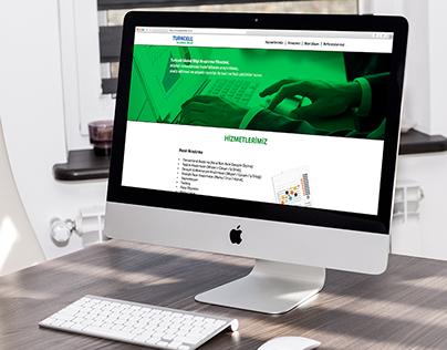 Turkcell Global Bilgi Landing Page
