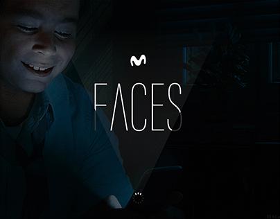 Movistar - Faces