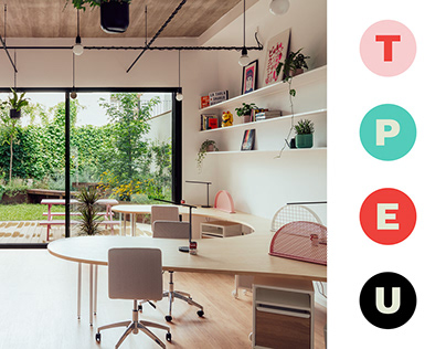 La Taula Shared Office Branding