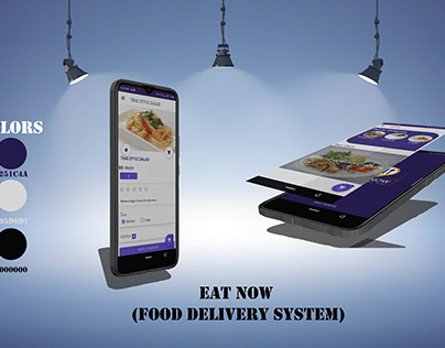 EAT NOW (ONLINE FOOD DELIVERY SYSTEM)