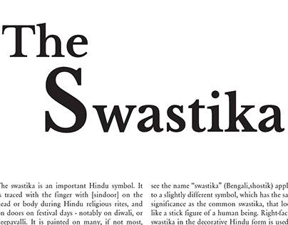 The Swastika: Layout Design