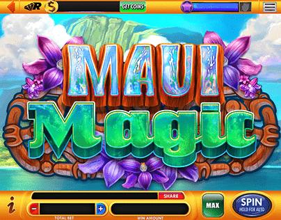 Maui Magic mobile casino slot for SciPlay