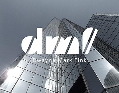 "Brand Identity Design ""dmf"""