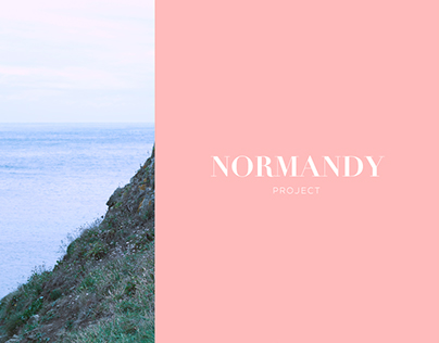 Normandy Project - moodboard