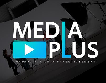 Logo Media Plus
