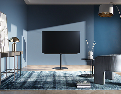 Loewe Bild V + Design