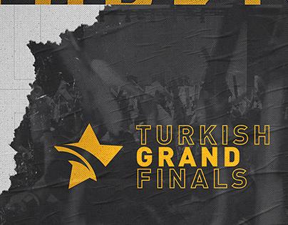 League of Legends Turkish Grand Finals 2018 / BRAND ID