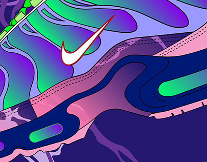 GRADIENT AIR MAXES/GAME OF COLORS