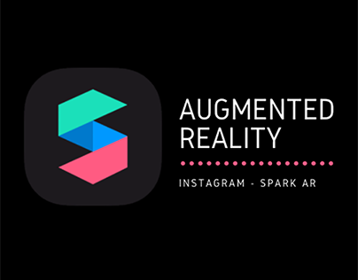 Augmented Reality Spark AR Instagram Filter