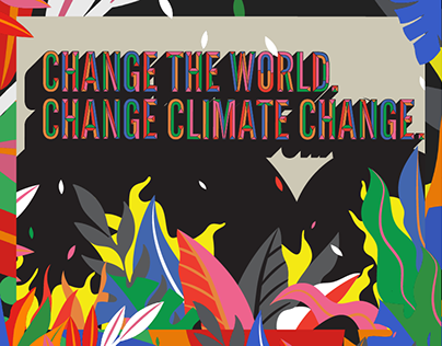 TED Countdown: Color-Changing Climate Mural