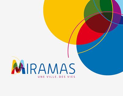 MIRAMAS - Webdesign