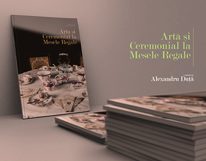 Art Catalogue - Arta si Ceremonial la Mesele Regale