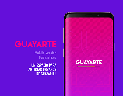 Guayarte - Mobile version