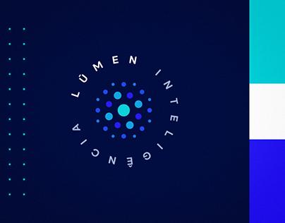 Lúmen Inteligência | Rebranding