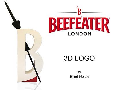 Beefeater 3D logo
