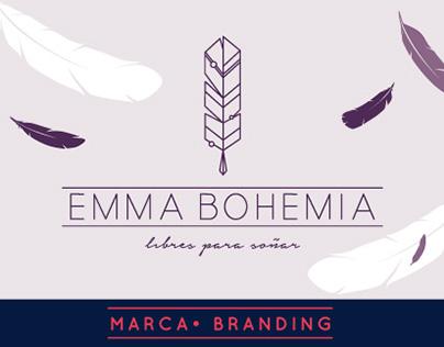 Emma Bohemia - Branding