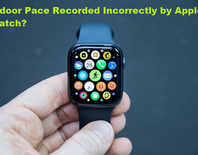 Indoor Pace Recorded Incorrectly by Apple Watch?