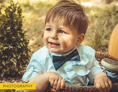 Dusan's 1st birthday 2015