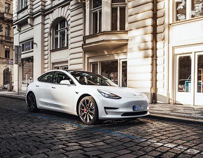 Tesla Model 3, Prague Lifestyle