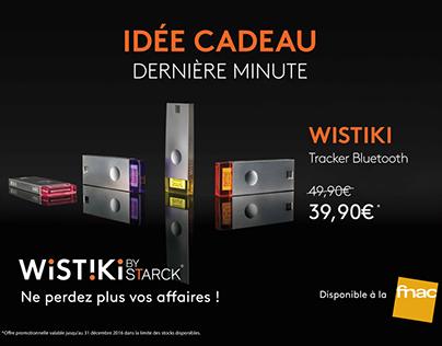 WISTIKI le voilà! by Starck