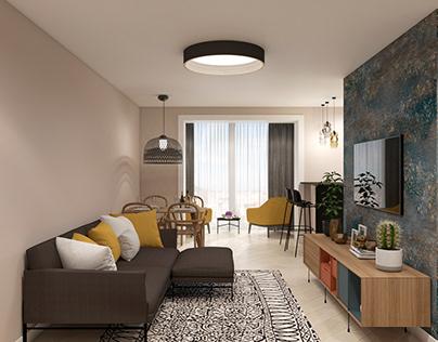 Friend's Apartment