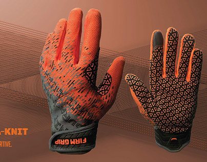 Firm Grip Dura-knit Gloves Design
