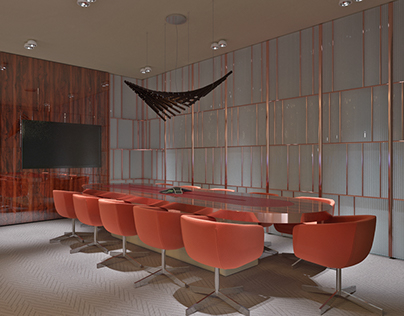 Interior Design - Company Office- Luanda -Angola