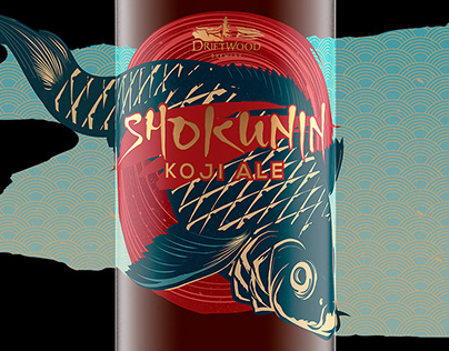 Driftwood Brewery's Shokunin