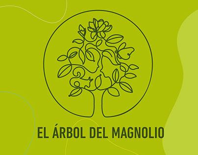 El árbol del magnolio