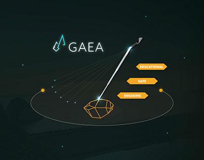 Gaea - Geological survey school learning mobile app